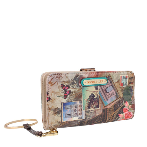 Europe Wallet Nicole Lee
