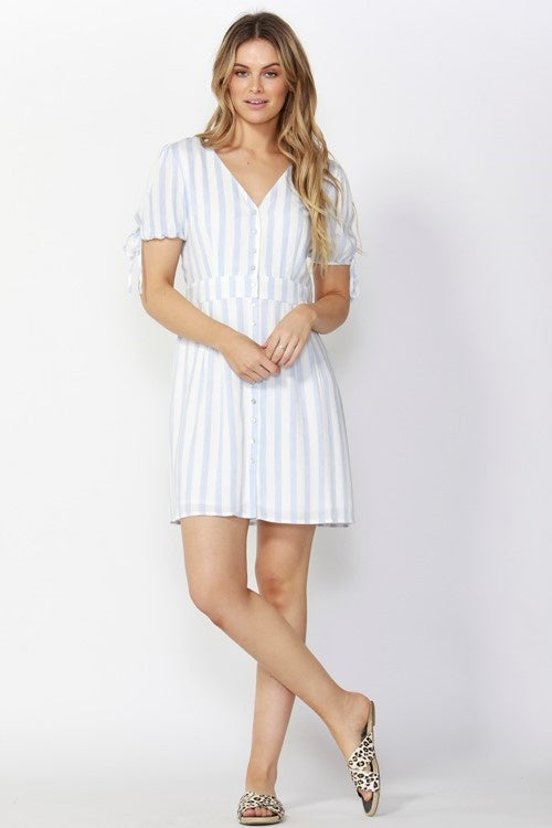 Summer time Stripe Dress