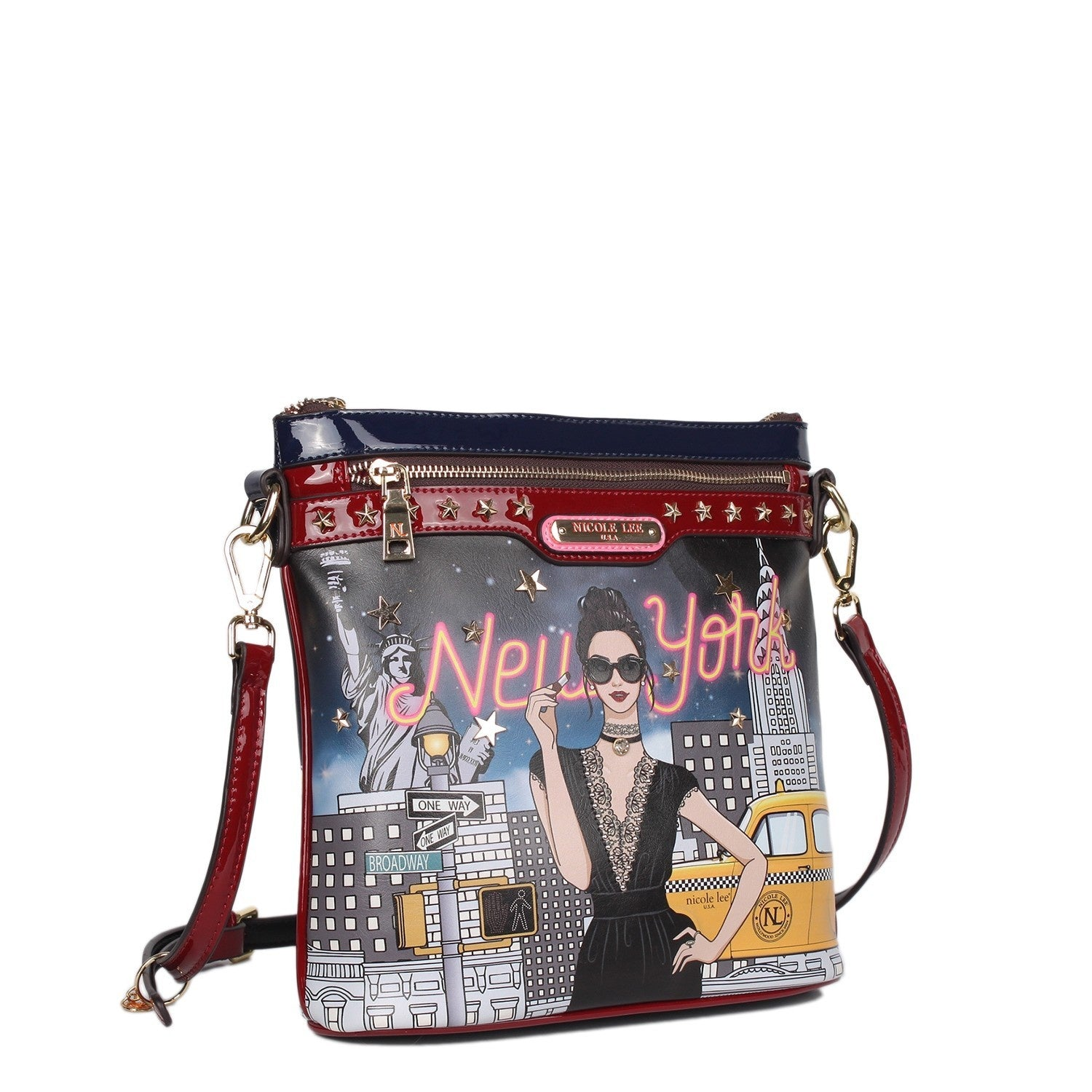 New York Crossbody Bag Nicole Lee