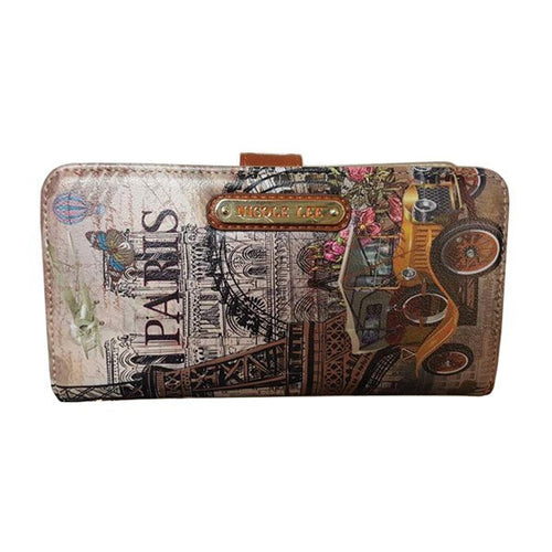 Barroquial Europe Wallet Nicole Lee