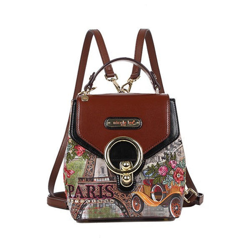 Barroquial Europe Hand Bag Nicole Lee