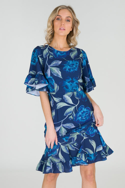 Hope Ruffle Dress
