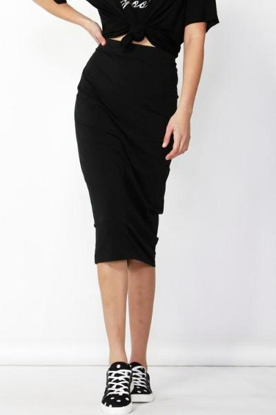 Gigi Skirt in Black