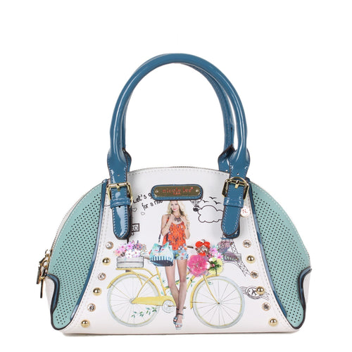 Spring Ride Handbag Nicole Lee