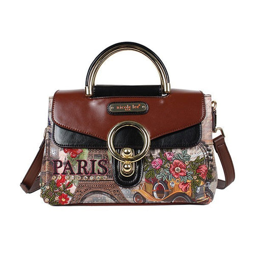 Barroquial Europe Handbag Nicole Lee