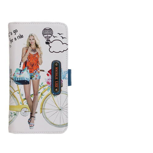 Spring Ride Wallet Nicole Lee