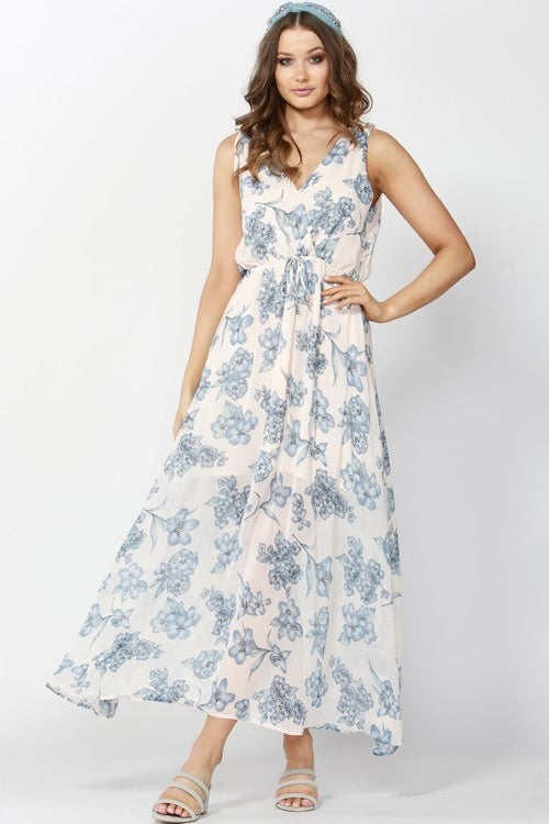 Flemington Floral Maxi Dress