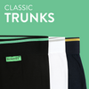 Trunk, Knitted Lenzing Modal, in various colours - Bundies