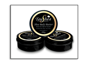 Body Butter - TouShea