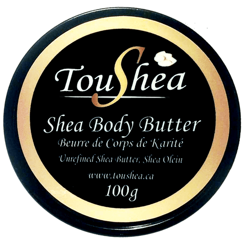 Body Butter 100g - TouShea