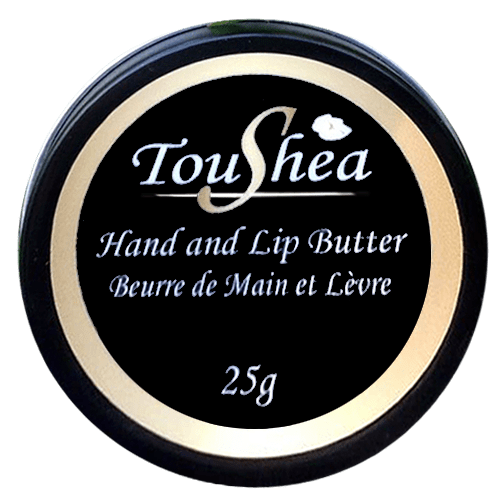 Unrefined Shea Butter 25g - TouShea