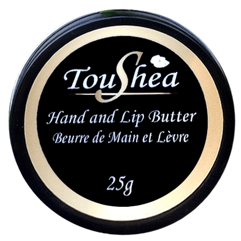 Unrefined Shea Butter 25g
