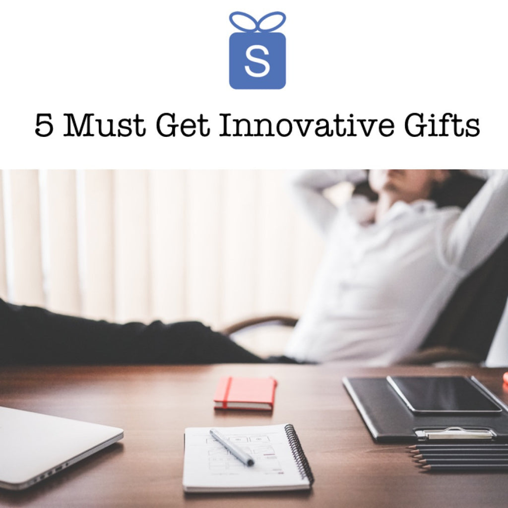 Corporate Gifts Made Simple: 5 Innovative Gifts for your Employees