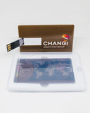customised card thumbdrive corporate gifts door gifts