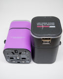 lee kong chian travel adapter corporate gifts door gifts