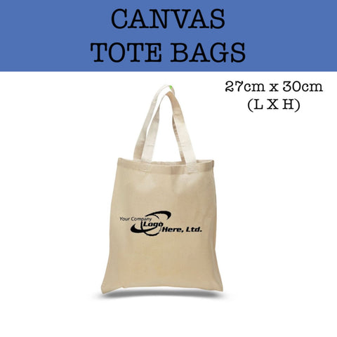 canvas tote bag corporate gifts