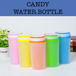 candy water bottle corporate gifts door gifts