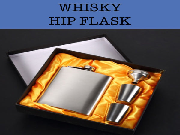 custom whisky hip flask corporate gifts door gift