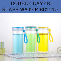 glass water bottle corporate gifts door gifts