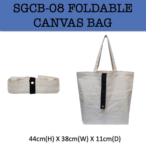 foldable canvas bag corporate gifts door gift