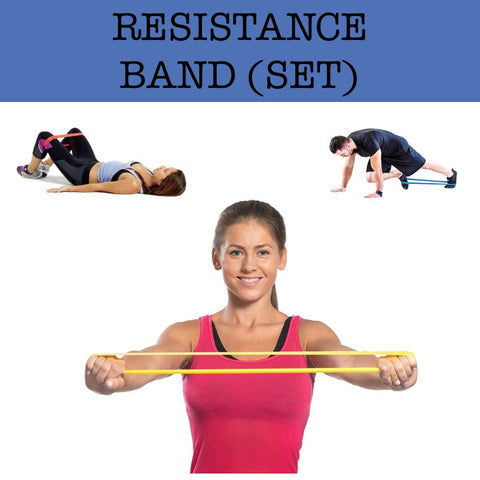 resistance band corporate gift door gift