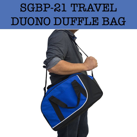 travel duono duffle bag corporate gifts door gift