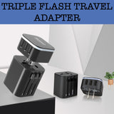 3 usb travel adapter corporate gifts door gift