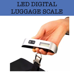 digital led luggage scale corporate gifts door gifts