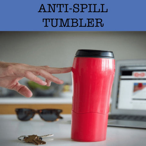 anti spill tumbler corporate gifts door gift