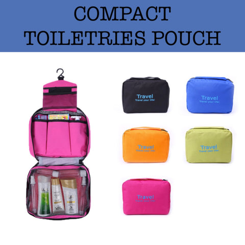 toiletries pouch corporate gifts