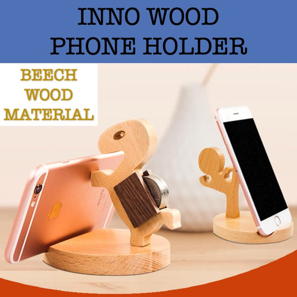 wood phone holder corporate gifts door gift