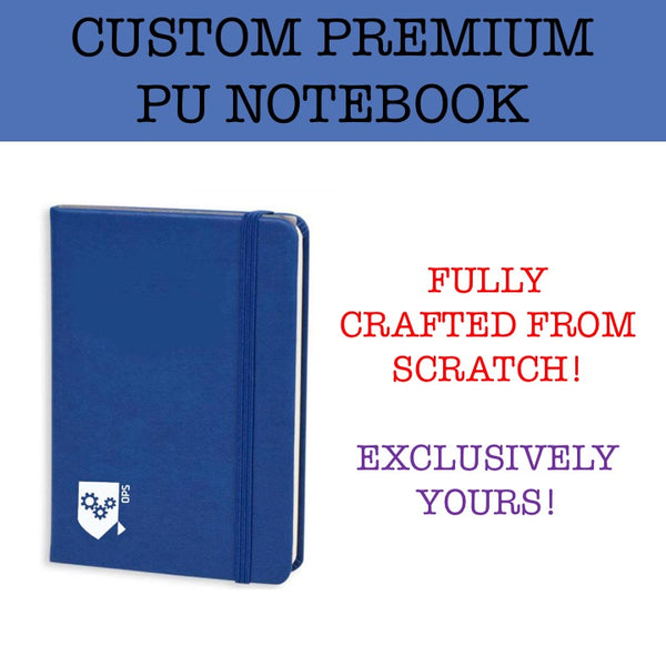 customised leather notebook corporate gifts door gift