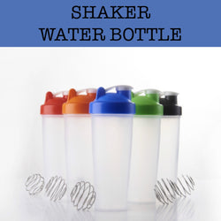 shaker water bottle corporate gift door gift