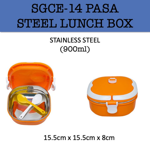 stainless steel lunch box corporate gifts door gift