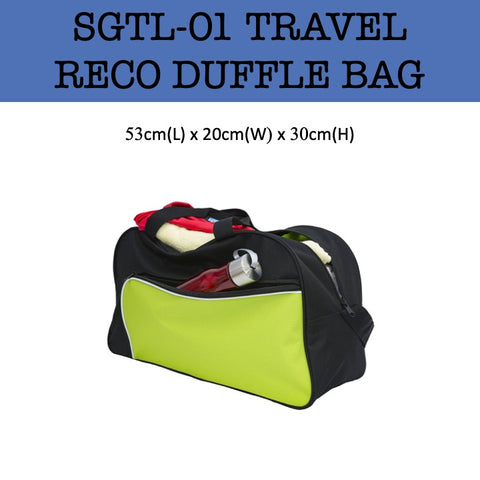 travel reco duffle bag corporate gifts door gift