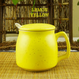 yellow breakfast mug corporate gifts door gifts