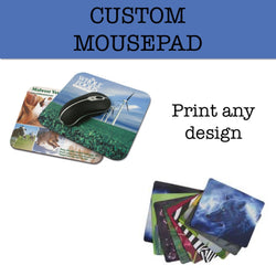 custom mousepad corporate gifts