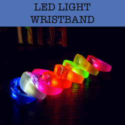 led light wristband corporate gifts