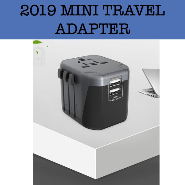 mini travel adapter corporate gifts door gift