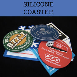 silicone coaster corporate gifts