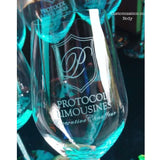 wine glass set corporate gifts door gift