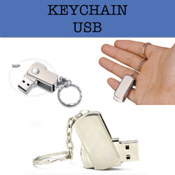 keychain usb thumbdrive corporate gifts