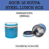 soup lunch box corporate gifts door gift