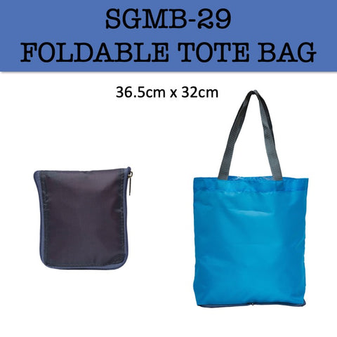 foldable tote shopping bag corporate gifts door gift