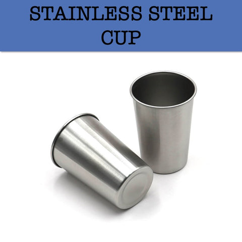 stainless steel cup pint mug corporate gifts door gift