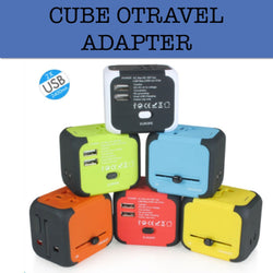 cube travel adapter corporate gifts