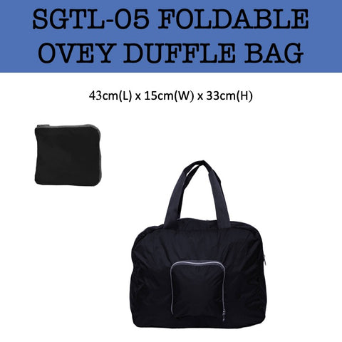 foldable ovey duffle bag corporate gifts door gift