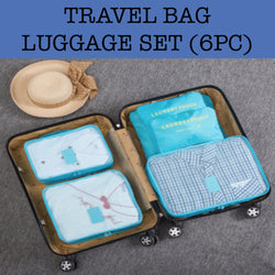 travel bag luggage set corporate gifts