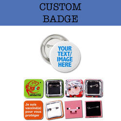 custom badge door gift corporate gift