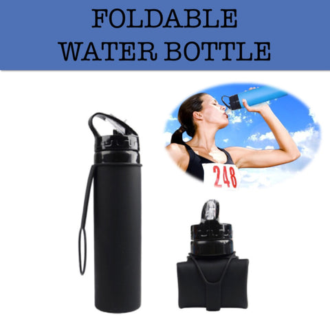foldable water bottle corporate gifts